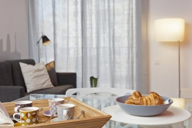Barcelona apartments Gaudi Flats
