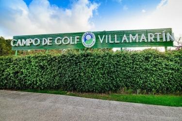 Claudia Villamartín Golf