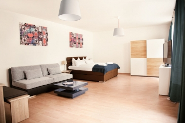 Apartments Mitte Residence