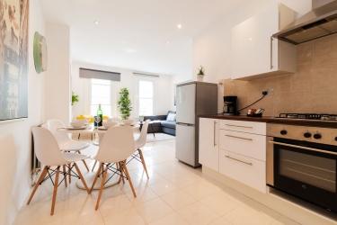 FG apartment - Chelsea - Fulham, Vanston Place, Fl