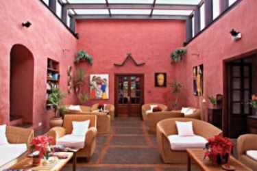 Hotel Rural Finca de las Salinas