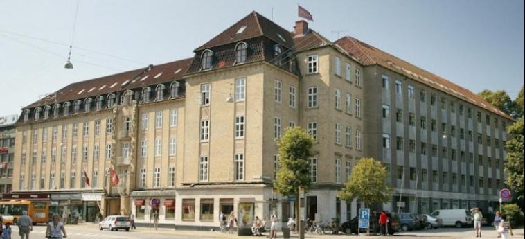 Hotel Scandic The Mayor: Exterior AARHUS