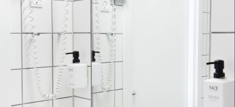 Hotel Scandic The Mayor: Bathroom AARHUS