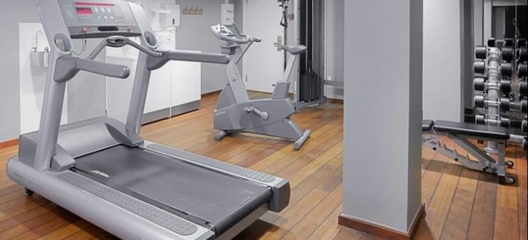 Hotel Scandic The Mayor: Gym AARHUS