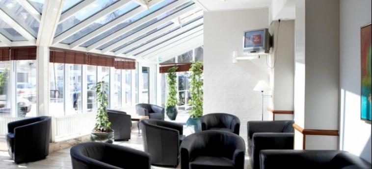 Hotel Scandic The Mayor: Interior AARHUS