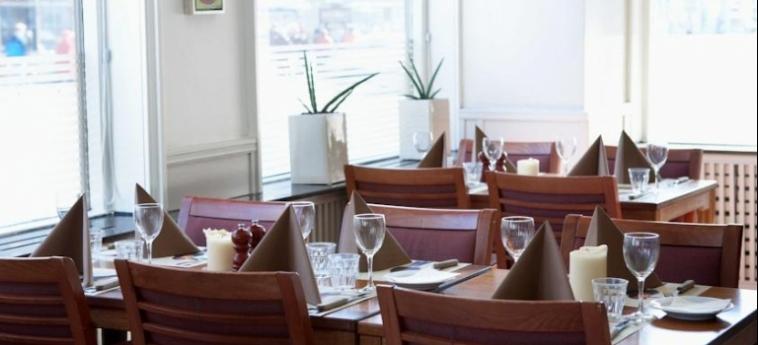 Hotel Scandic The Mayor: Restaurant AARHUS
