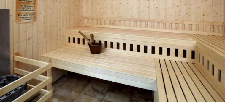 Hotel Scandic The Mayor: Sauna AARHUS