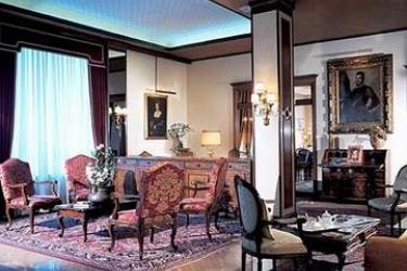 Hotel President Terme: Salotto ABANO TERME - PADOVA