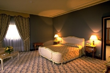 Hotel Inter-Continental: Room - Guest ABHA