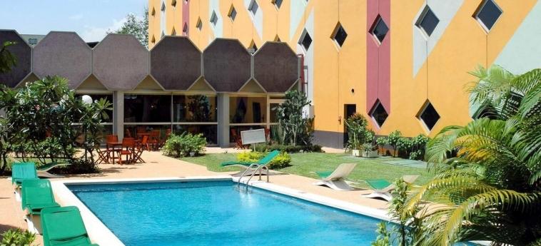 Hotel Ibis Abidjan Marcory: Pool ABIDJAN