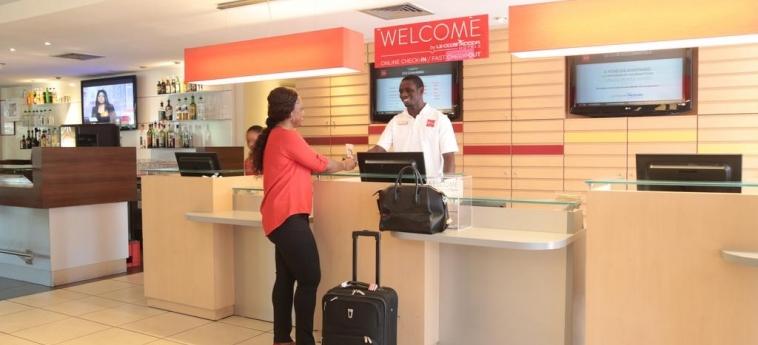 Hotel Ibis Abidjan Marcory: Reception ABIDJAN