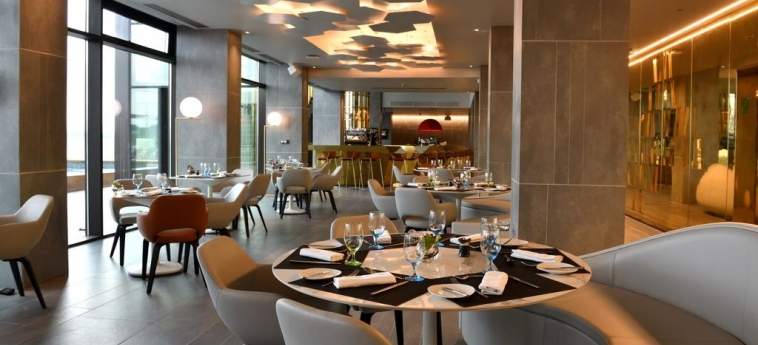 Hotel Pullman Abidjan: Dining Area ABIDJAN