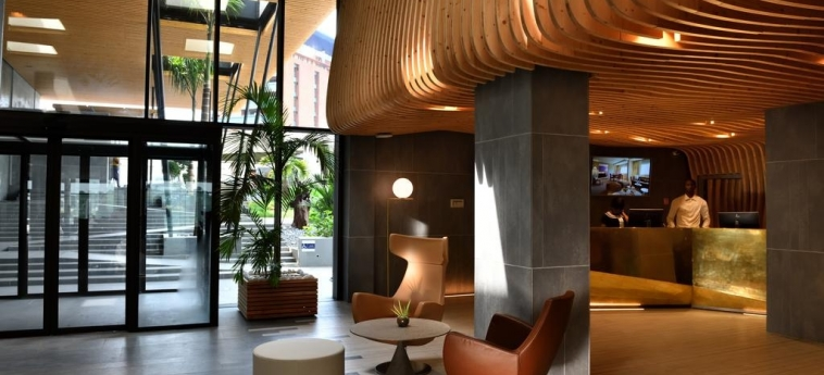 Hotel Pullman Abidjan: Lobby ABIDJAN