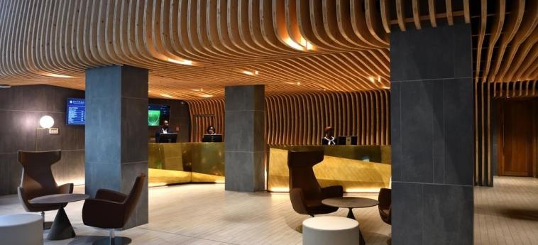 Hotel Pullman Abidjan: Reception ABIDJAN