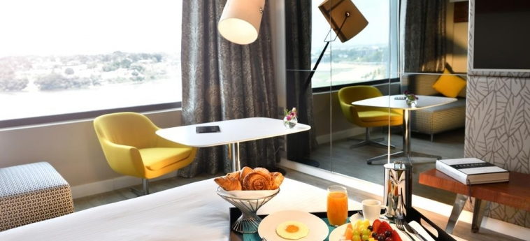 Hotel Pullman Abidjan: Room - Double ABIDJAN