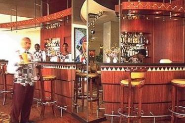 Hotel Sofitel: Bar ABIDJAN