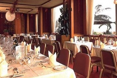 Hotel Sofitel: Ristorante ABIDJAN