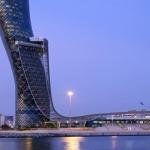 Hotel Andaz Capital Gate Abu Dhabi - A Concept By Hyatt