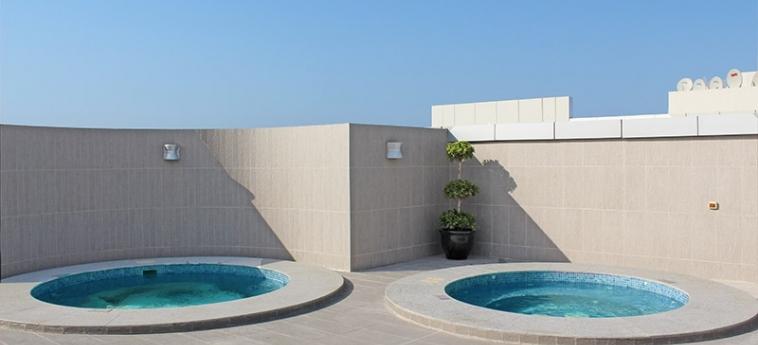 Al Diar Sawa Hotel Apartments: Detail ABU DHABI