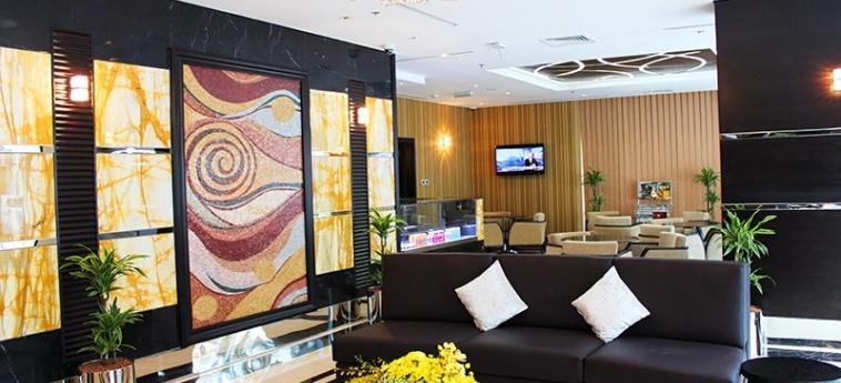 Al Diar Sawa Hotel Apartments: Lounge ABU DHABI