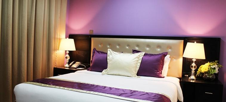 Al Diar Sawa Hotel Apartments: Room - Double ABU DHABI