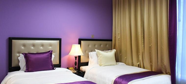 Al Diar Sawa Hotel Apartments: Twin Room ABU DHABI