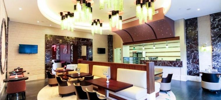 Hotel Danat Residence: Lounge ABU DHABI