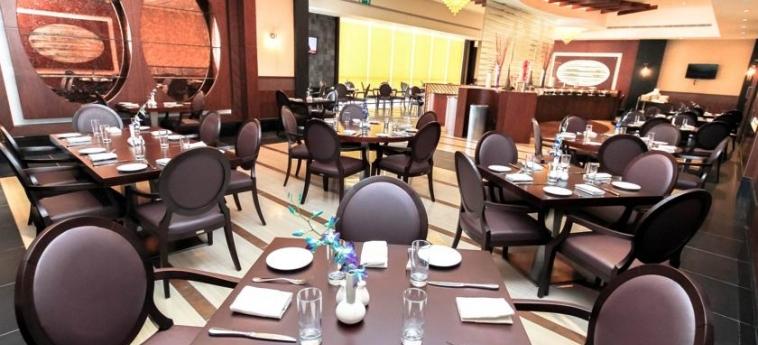 Hotel Danat Residence: Ristorante ABU DHABI