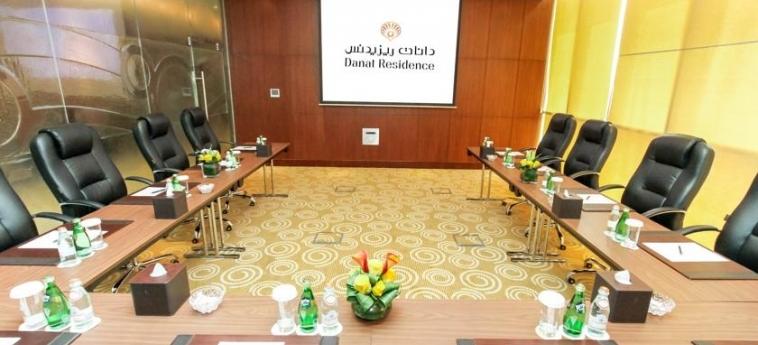 Hotel Danat Residence: Frühstücksraum ABU DHABI