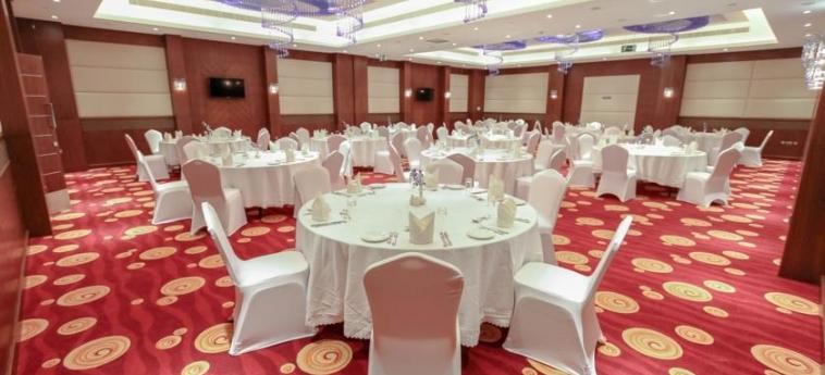 Hotel Danat Residence: Zeremoniensaal ABU DHABI