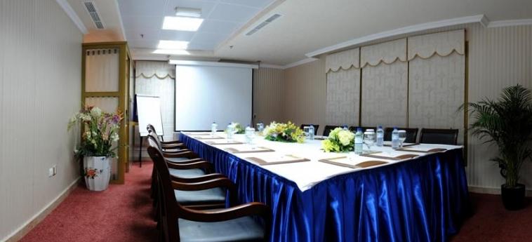 Ag Hotel: Salle de Réunion ABU DHABI