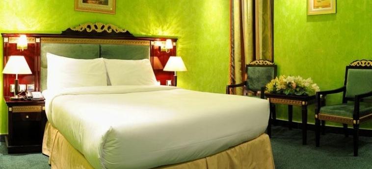 Ag Hotel: Bedroom ABU DHABI