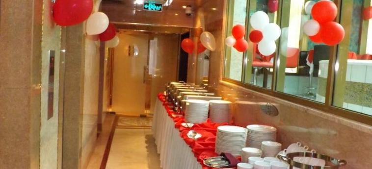 Ag Hotel: Detail ABU DHABI