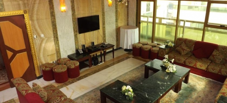 Ag Hotel: Lounge ABU DHABI
