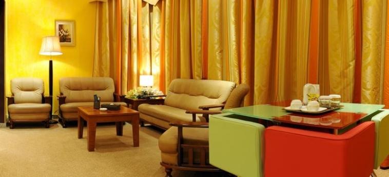 Ag Hotel: Salotto ABU DHABI