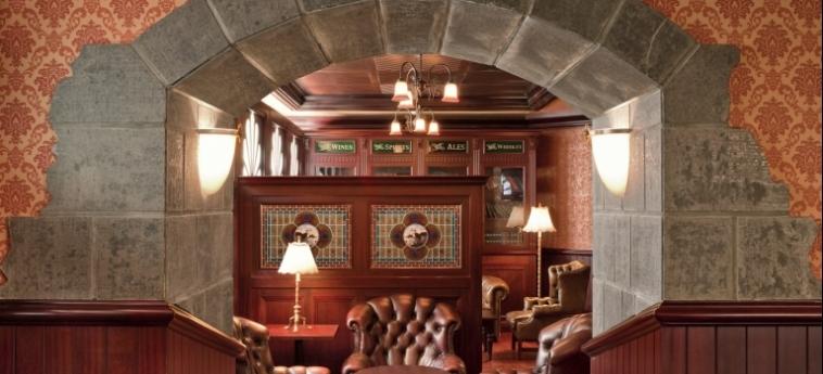 Hotel Sheraton Khalidiya: Hall ABU DHABI