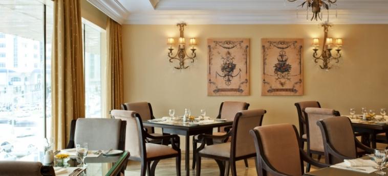 Hotel Sheraton Khalidiya: Restaurant ABU DHABI