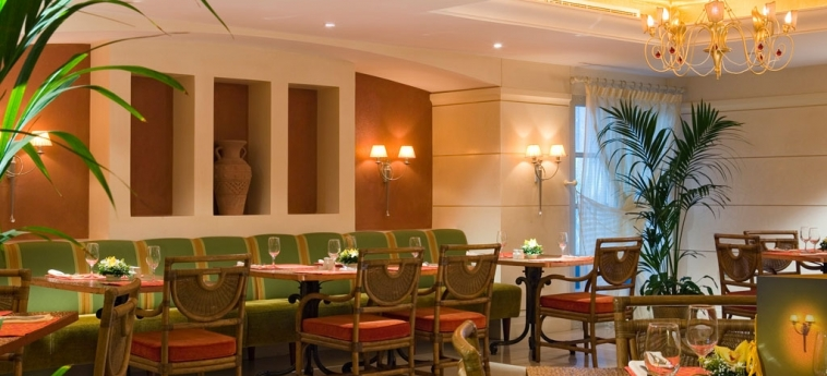 Novel Hotel City Center: Restaurante ABU DHABI