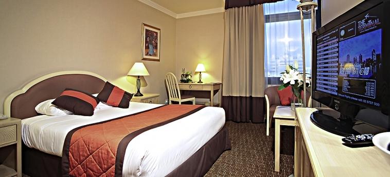 Novel Hotel City Center: Chambre Double ABU DHABI
