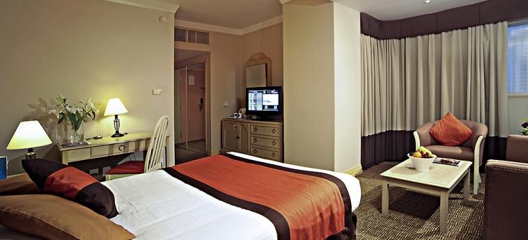 Novel Hotel City Center: Chambre Unique ABU DHABI