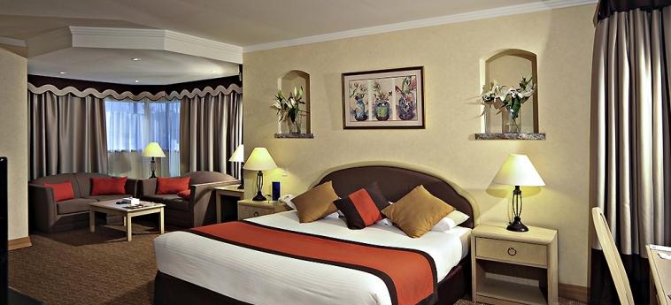 Novel Hotel City Center: Chambre ABU DHABI