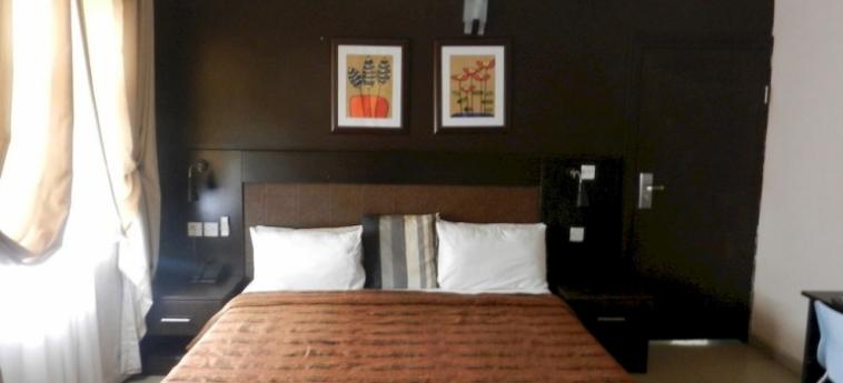 Berkshire Hotel Maitama: Dormitory 6 Pax ABUJA