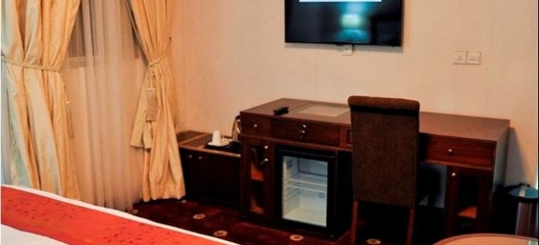 Hotel Caledonian Suites: Trullo ABUJA
