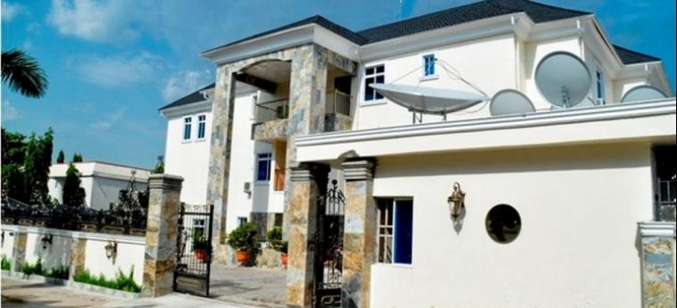 Hotel Caledonian Suites: Bar ABUJA