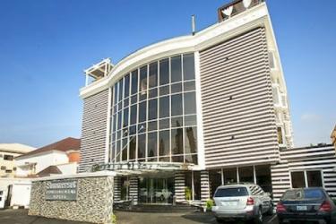 Summerset Continental Hotel Asokoro: Sala de conferencias ABUJA