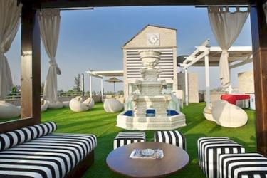 Summerset Continental Hotel Asokoro: Zona Pranzo ABUJA
