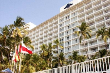 Hotel Elcano: Exterior ACAPULCO