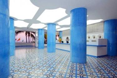 Hotel Elcano: Lobby ACAPULCO