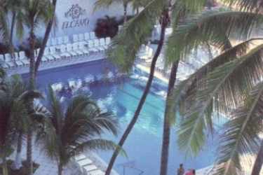 Hotel Elcano: Outdoor Swimmingpool ACAPULCO