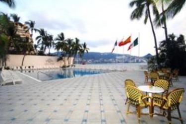 Hotel Elcano: Swimming Pool ACAPULCO